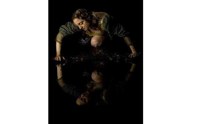Nicola Constantino | Narcisa evocando a Caravaggio