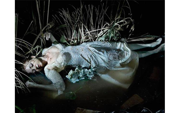 Nicola Constantino | Ofelia muerte nº2