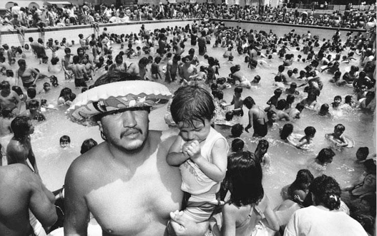 Francisco Mata Rosas | Serie Tenochtitlan Sábados de gloria