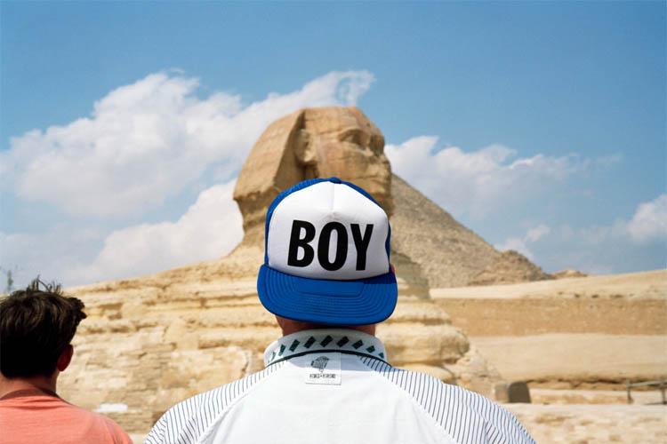 Martin Parr | La Esfinge de Giza, Egipto