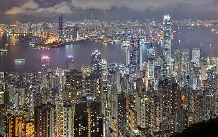 Skylines: Hong Kong