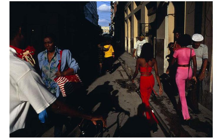Paseando por las calles de Cuba