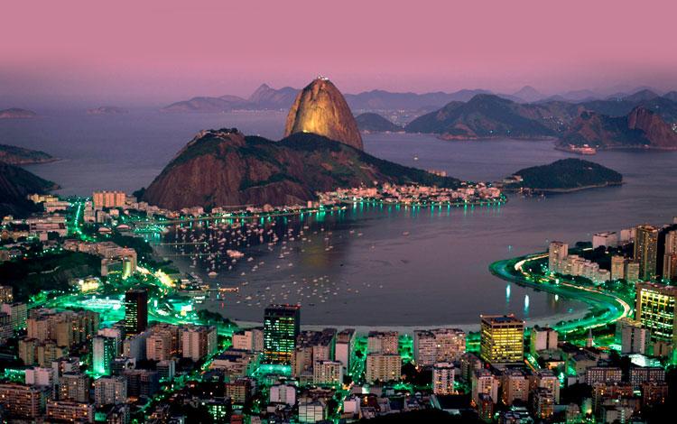 Skylines: Río de Janeiro