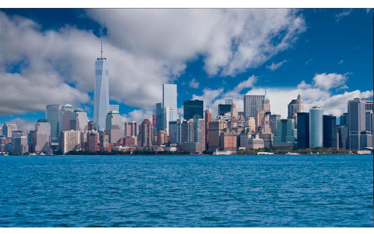 Skylines: Nueva York