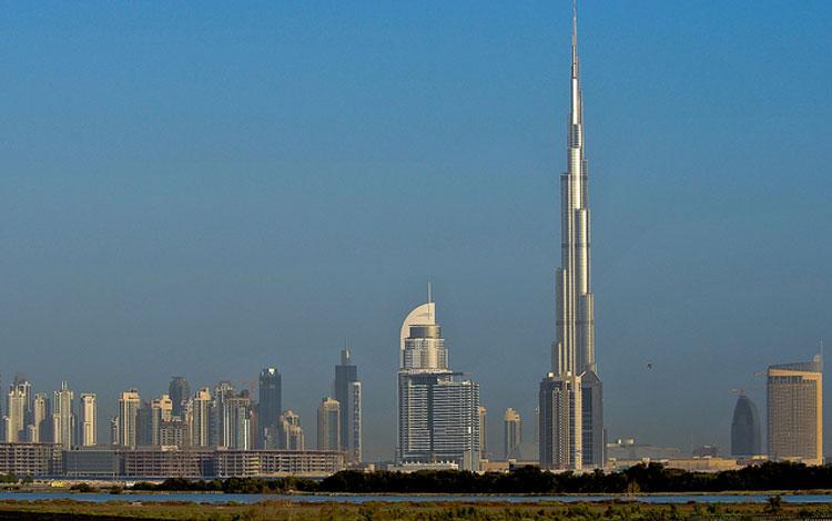 Skylines: Dubai