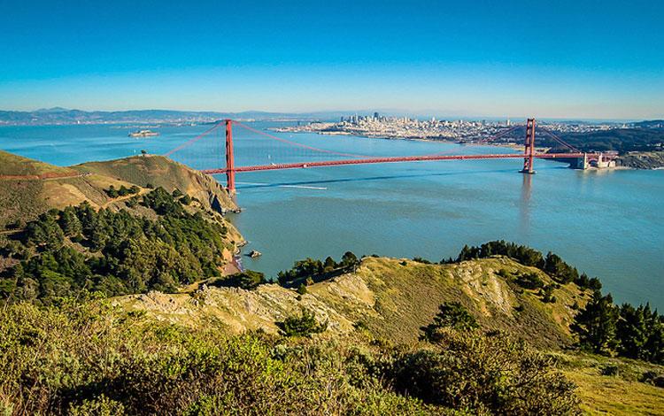 Skylines: San Francisco