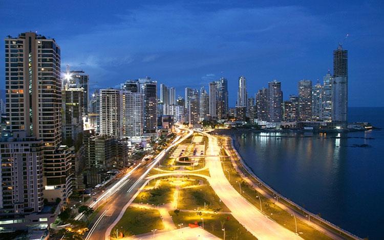 Skylines: Panamá