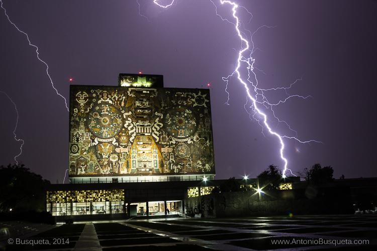 Biblioteca Central de Ciudad Universitaria de México