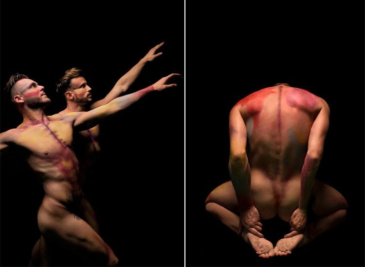 Bodies: Line y Looking up (Daniele Vottero)