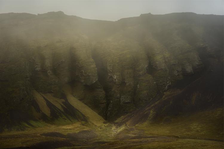 Icelandica: The cliffs (Daniele Vottero)