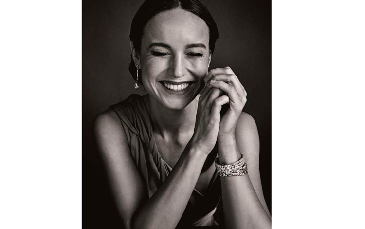 Brie Larson por Marc Hom (2016)