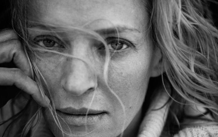 Uma Thurman | Peter Lindberg
