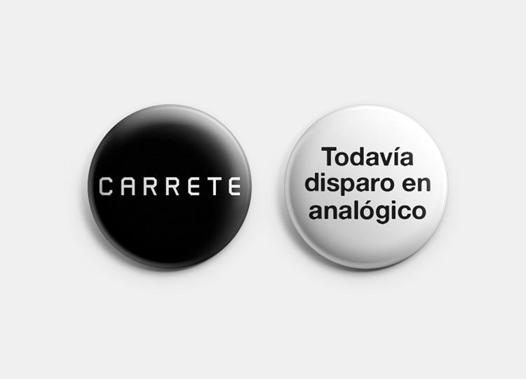 Chapas de Carrete