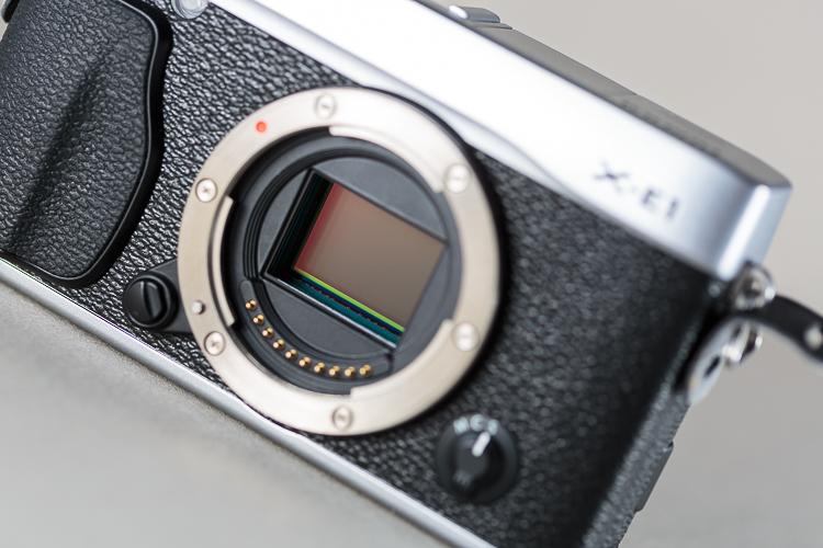 cámara sin objetivo