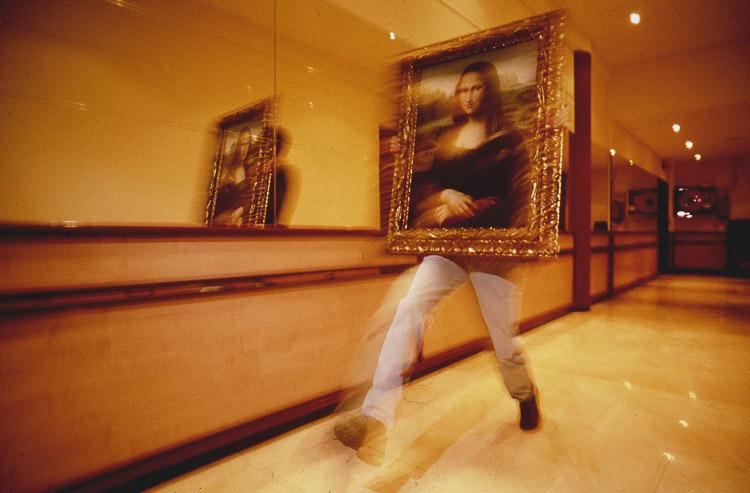 La Mona Lisa en Barcelona
