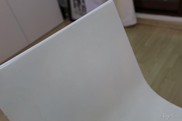 Hoja de papel blanco