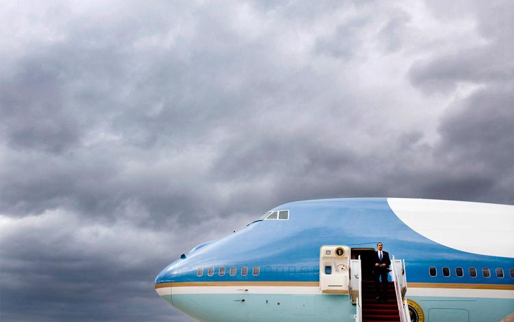 Avión oficial de la Casa Blanca