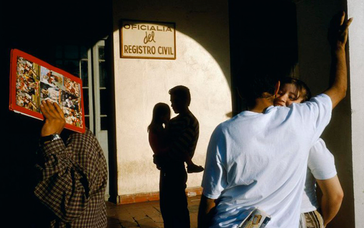 Mexicanos frente al Registro Civil