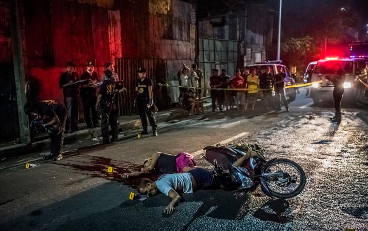 Filipinas por Daniel Berehulak