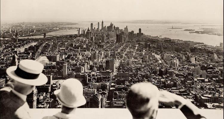 Inauguración del Empire State Building