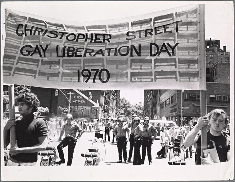 Primera Manifestación LGTB