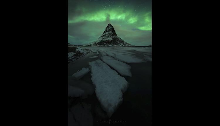aurora verde