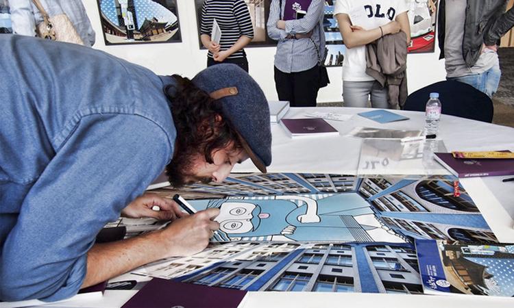 Thomas Lamadieu: el artista