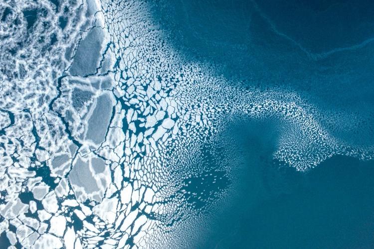 Deshielo de East Greenland