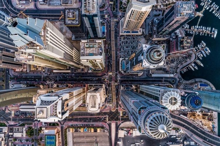 'Jungla de Asfalto' en Dronestagr