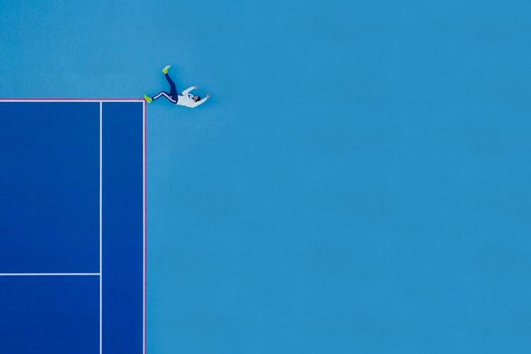 Primer premio de categoría 'Gente' en el Dronestagr
