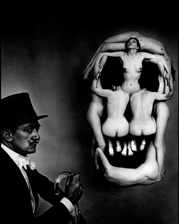 Dalí, In Voluptas Mors, 1951