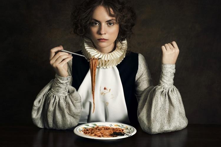Romina Ressia- Spaguetti