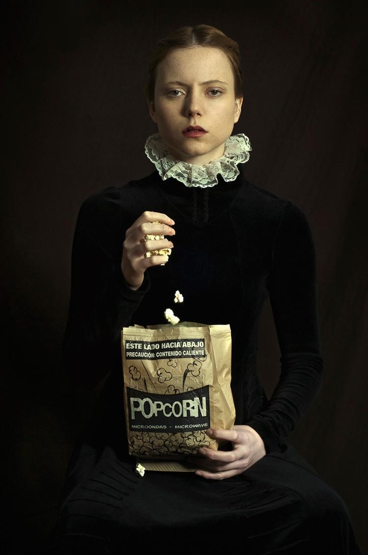 Romina Ressia Popcorn