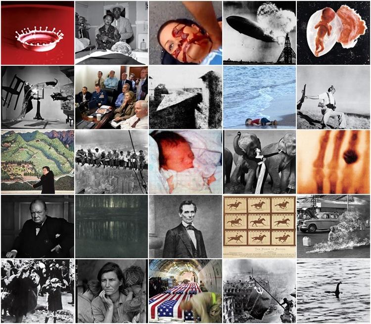 Fotografías más influyentes de la historia
