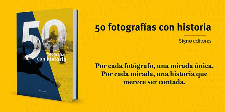 libro 50 fotografías con historia