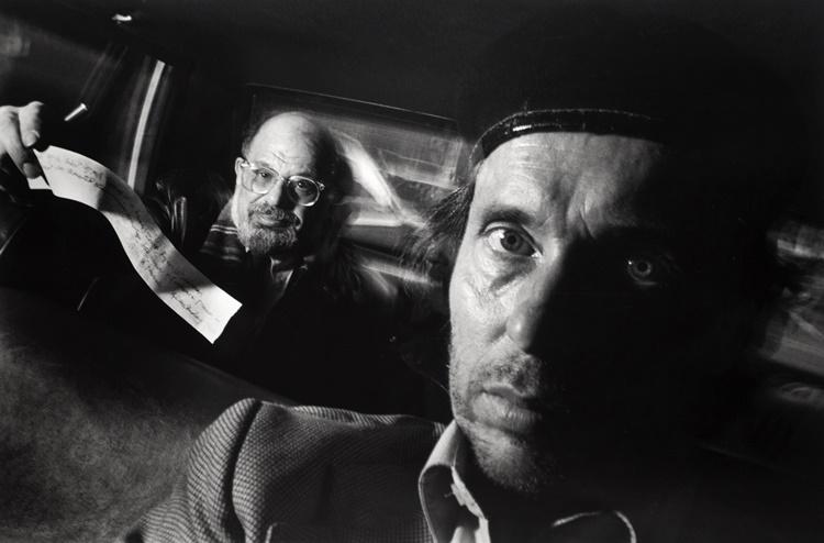Un poeta en el taxi, de Ryan Weidman