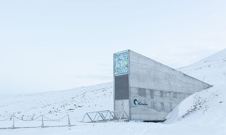 Bóveda del Fin del Mundo, exterior