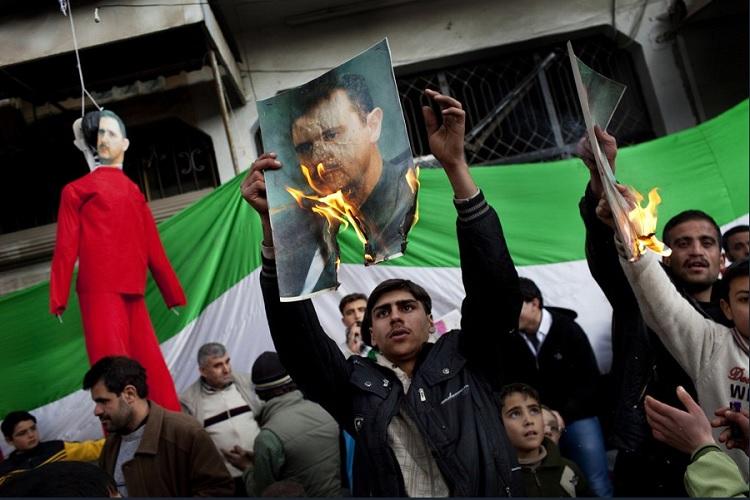 Bashar Assad Siria