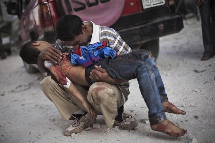 Muerte en Siria