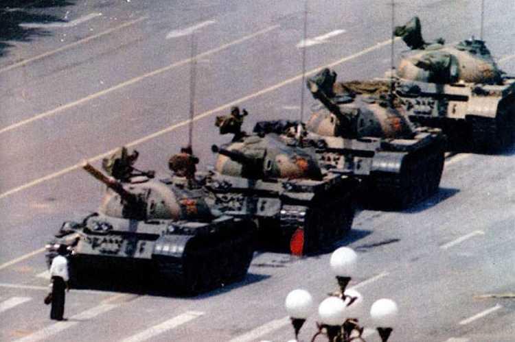 Mejores fotografías Magnum: La plaza de Tiananmen