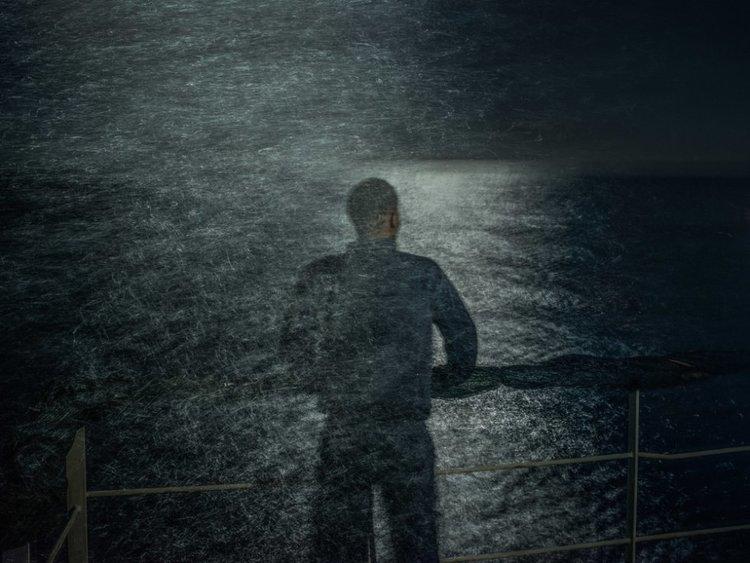 """""""La travesía"""" de Andrew McConnell"""