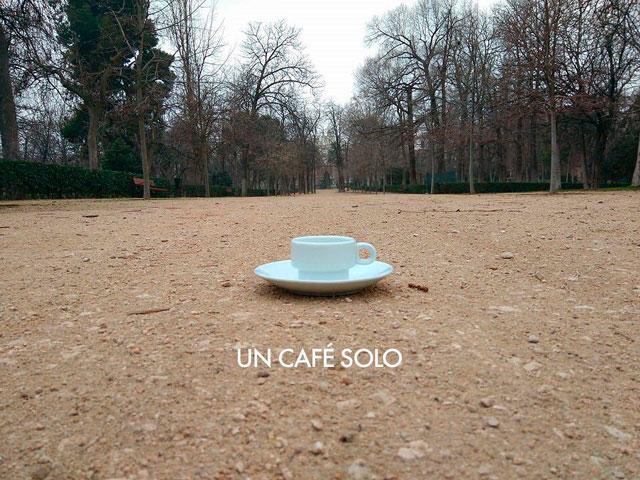 Un cafe solo